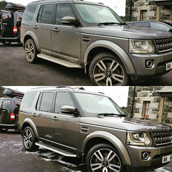 Bronze valet completed today