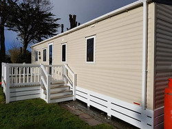 I don't just valet cars, boats , motor homes and helicopters I also valet static caravans and tourin