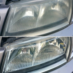 Headlight restoration available with _www.northvaleting.co