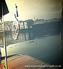boat valeting
