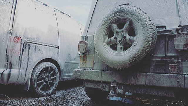 #snowfoamsunday _www.northvaleting.co