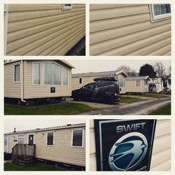 Instagram - Static caravan valeting x3 today  #mobilevaleting #caravanvaleting #