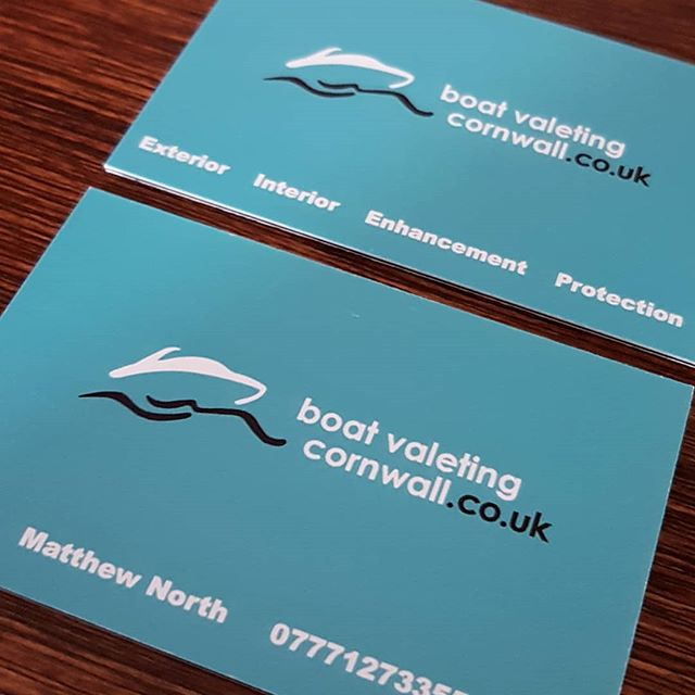 Bussines cards ready for 2019 seasson