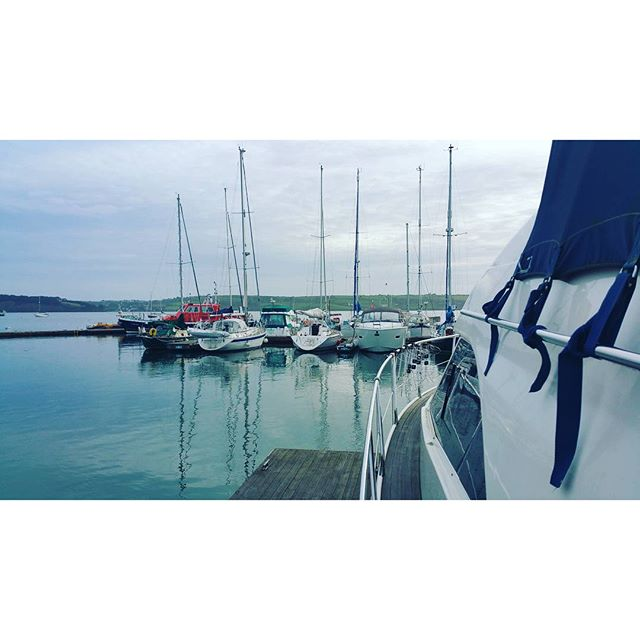 Monthly maintenance valet completed today_#mobilevaleting #boatvaleting #yacht #sailing #boat #falmo