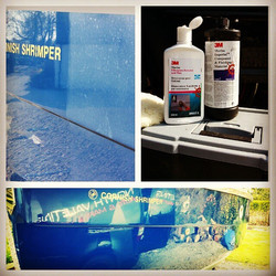 Instagram - Full machine polish on this cornish shrimper.jpg