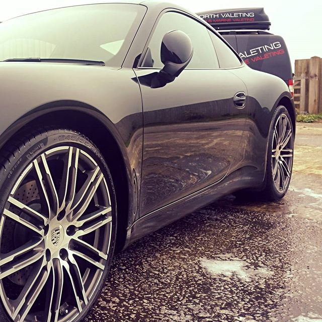 #porsche911 #blackedition #mobilevaleting covering #mullion #falmouth #helston #stkeverne #truro #li