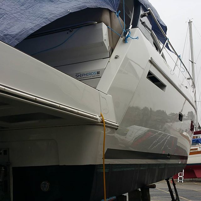 Pre sale valet completed today Looking forward to the owners brand new boat arriving next year