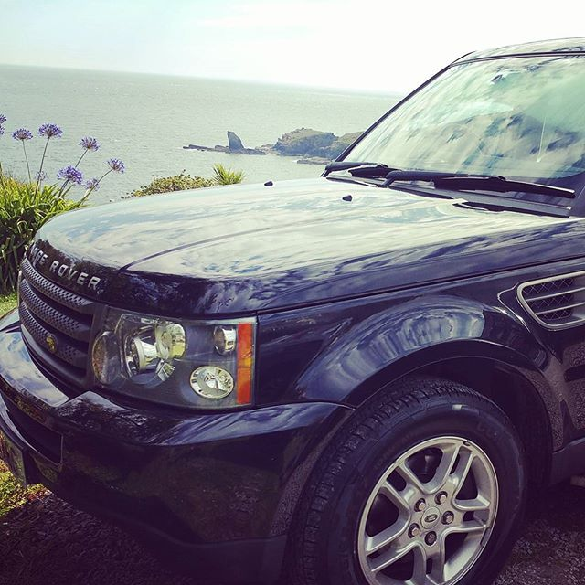 Instagram - Gold valet completed today  #houselbay #rangeroversport #mobilevalet
