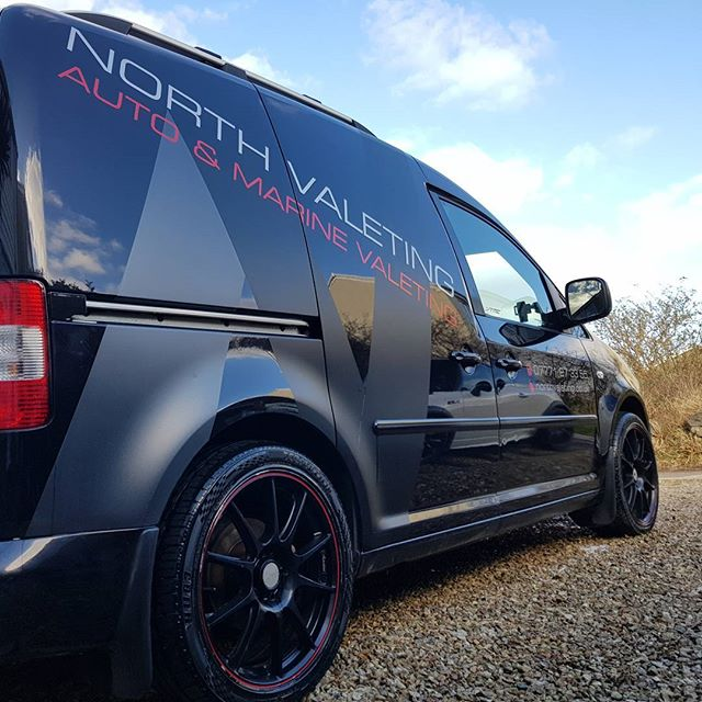Van ready for another busy week _www.northvaleting.co