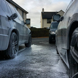 Gold valet and monthly valet completed today #mobilevaleting covering #mullion #falmouth #helston #s