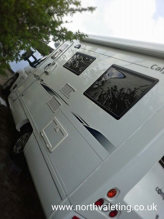 Motor home valeting