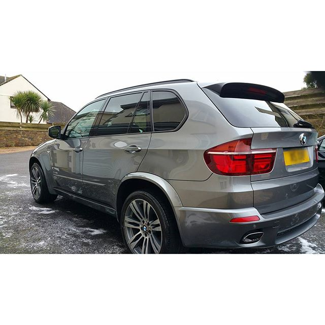 Gold valet with wax top up completed today #mobilevaleting covering #mullion #falmouth #helston #stk