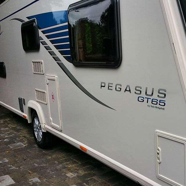 Instagram - Caravan valet completed today  All washed and polished ready for a w