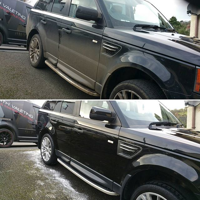 Monthly maintenance valet completed today #mobilevaleting covering #mullion #falmouth #helston #stke