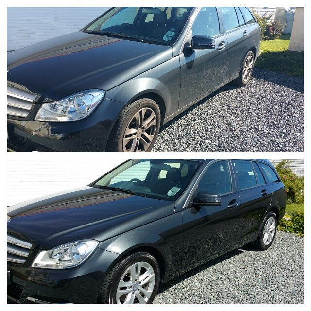 Instagram - Bronze valet completed today  #mobilevaleting covering #mullion #fal