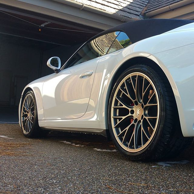 Todays monthly maintenance valet _#nofilter #justashinnyporsche #porsche #mobilevaleting #valeting c