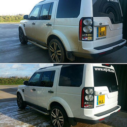 Monthly maintenance valet completed today _#lookingbetter _#mobilevaleting covering #mullion #falmou