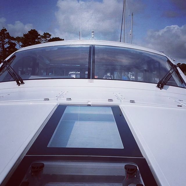 Instagram - #monthly #valeting #sealine #boatvaleting #boatowner #marine #mobile