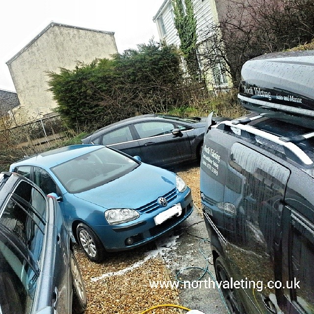 Instagram - Busy day at #northvaleting