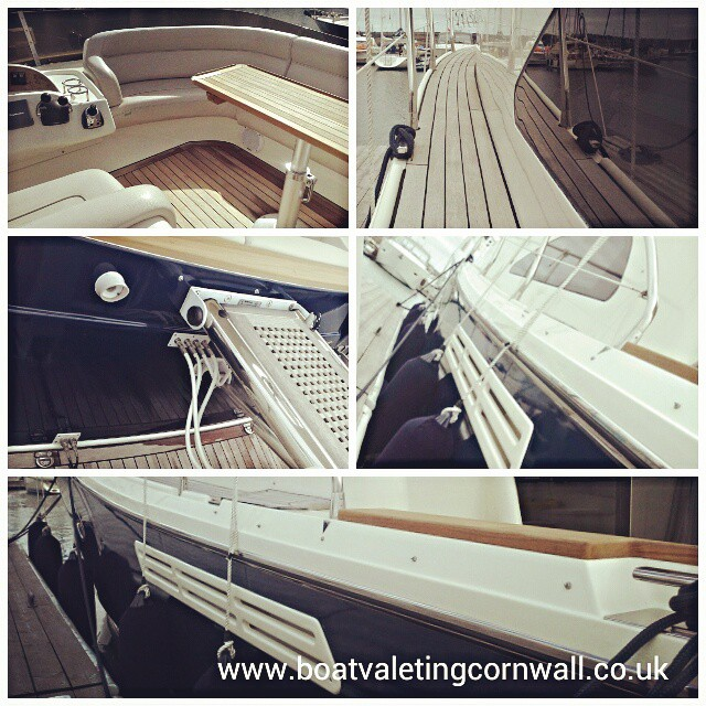 Instagram - Monthly valets avaliable  #cornwall #valeting #northvaleting #boat #
