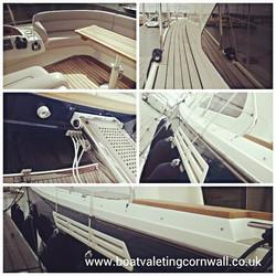Instagram - Monthly valets avaliable  #cornwall #valeting #northvaleting #boat #