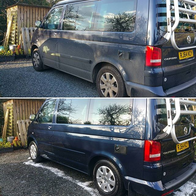 Monthly valet completed today #mobilevaleting covering #mullion #falmouth #helston #stkeverne #truro