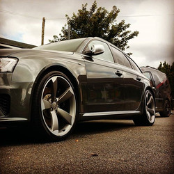 Today was a audi rs day _www.northvaleting.co