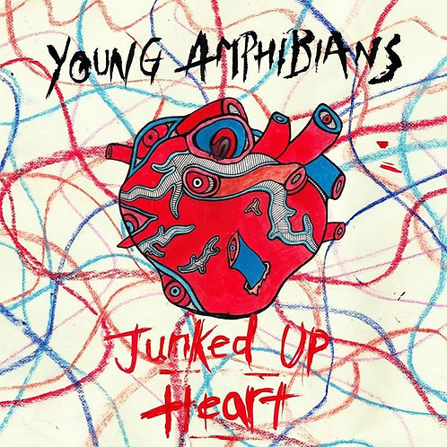 Young Amphibians - Junked Up Heart EP Bundle