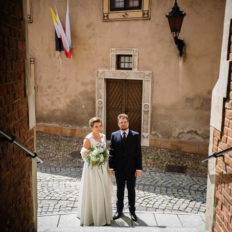 Asia i Szymon - reportaż ślubny