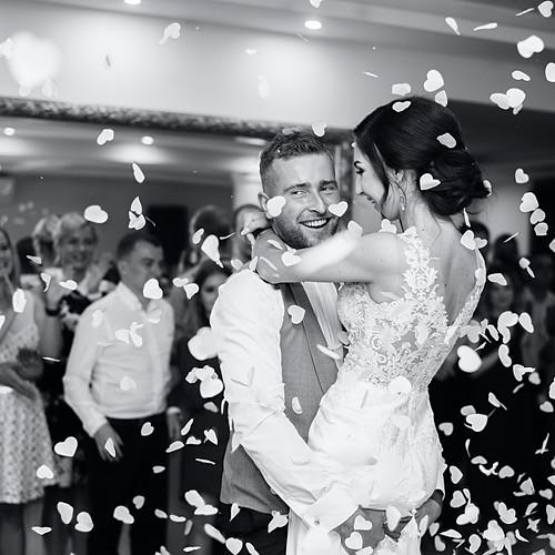 Klaudia i Grzesiek - reportaż ślubny