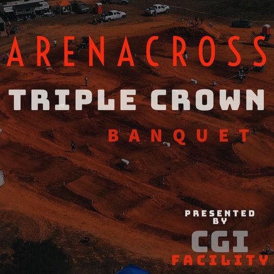 CGI Arenacross Triple Crown Banquet