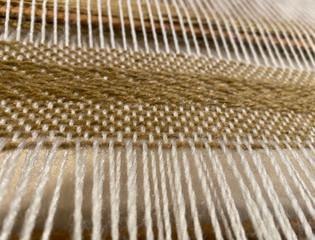 4 Schaft Webstuhl Nr1 Fischgrat