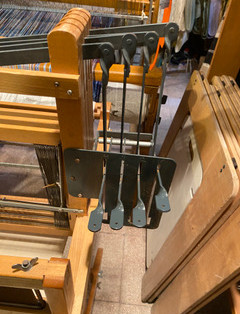 4 Schaft webstuhl Mechanik