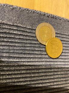 Baumwollsamt Cordsamt 5 € Lm ca 130 cm b