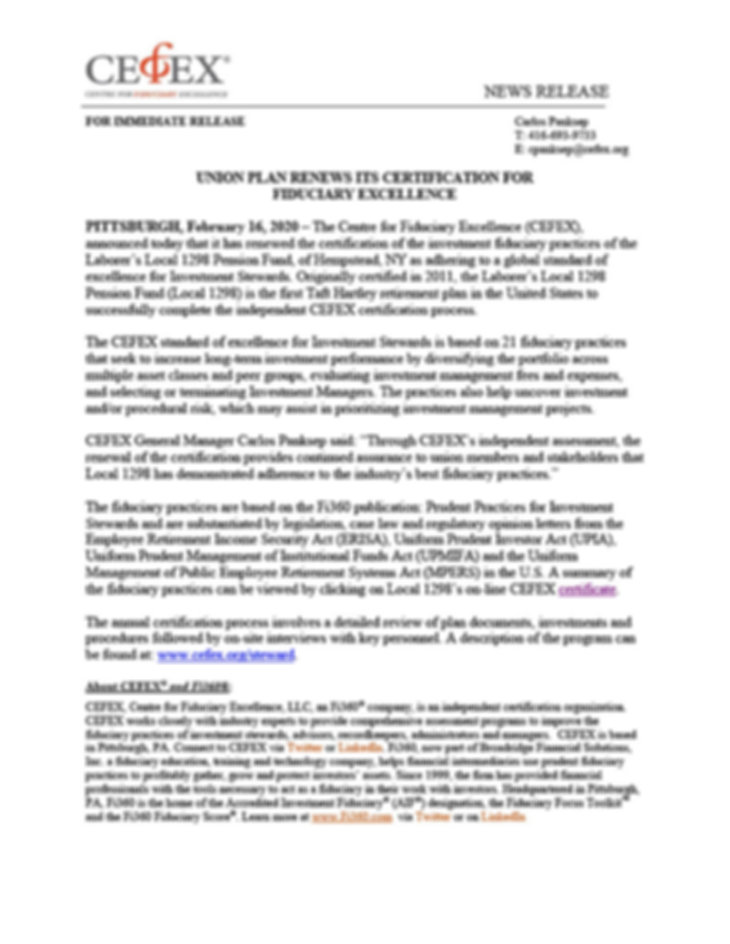 CEFEX News Release Local 1298 R91024_1.j