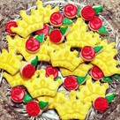 Pageant Cookies! Perfect for Beauty and