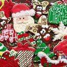 Christmas Cookies! #christmas #cookiedec