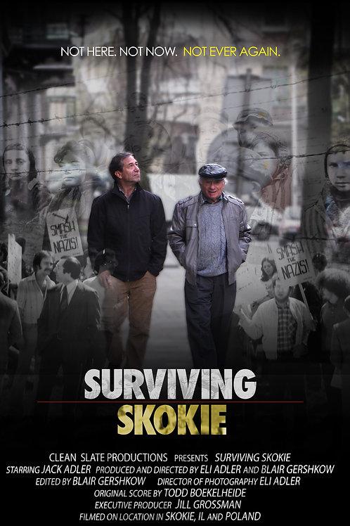 Surviving Skokie DVD