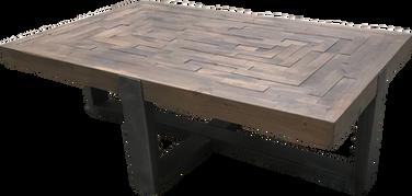 "Loft Coffee Table 54""x 34"""