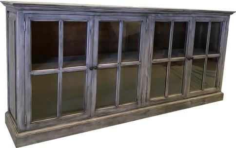 Old Barn Buffet 4 French Doors
