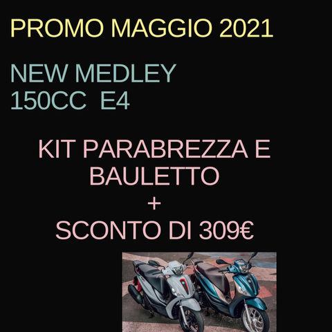 PROMOZIONI SCOOTER PIAGGIO MAGGIO 2021