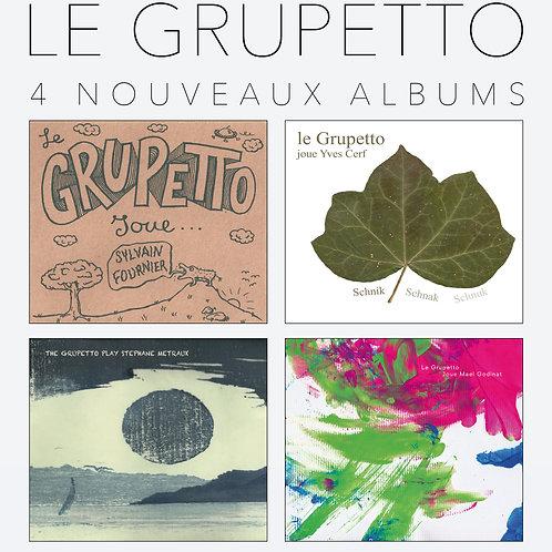 Le Grupetto Joue ...