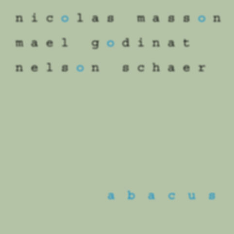 Abacus | Visuel Mael Godinat