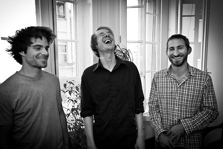 Mael Godinat Trio | Photo Nicolas Masson
