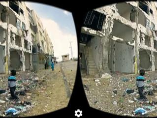 Enhancing Empathy (and Innovation) through Virtual Reality