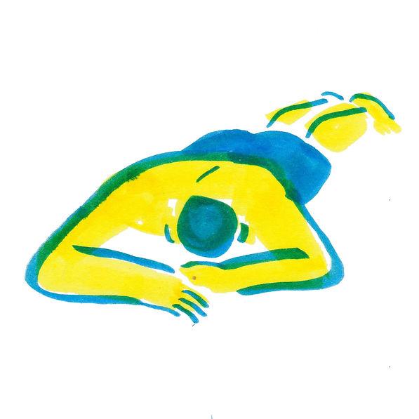 Yellow Blue 2