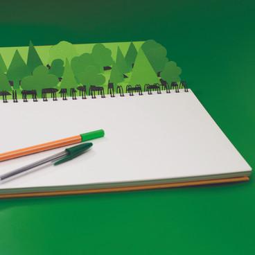Sketchbook Photography