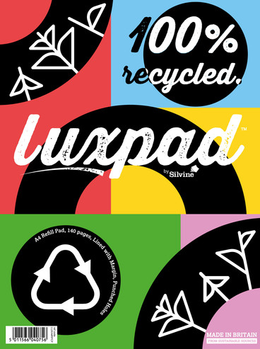 Luxpad Notebook Rebrand