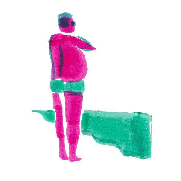 Pink Green 3