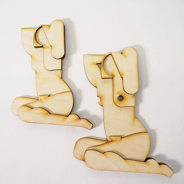 Wood Sculptures (1)